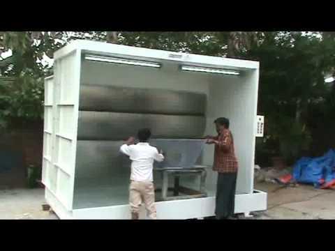 Diy Water Curtain Spray Booth Curtain Menzilperde Net
