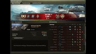 World of Tanks FV4202 schnell und dreckig