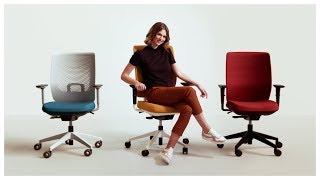 Trim Task Chair - Ergonomic Solutions | ACTIU