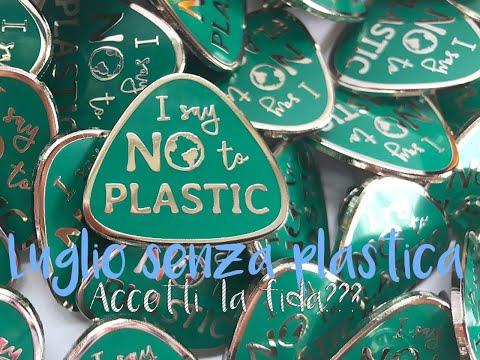 PLASTIC-FREE JULY ITA   LUGLIO SENZA PLASTICA   MISS TINTI