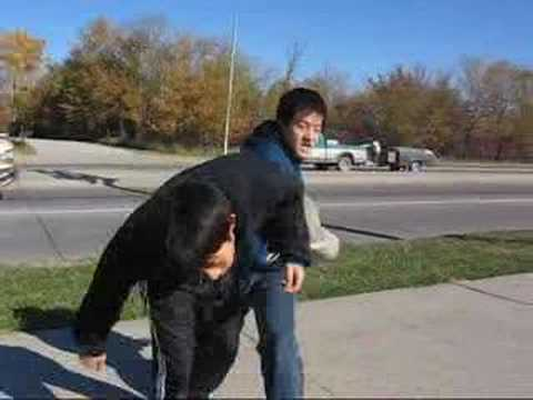 Chinese People Fighting 2 ©