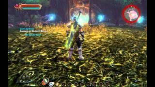 Kingdoms of Amalur Reckoning Battlemage gameplay PC HD