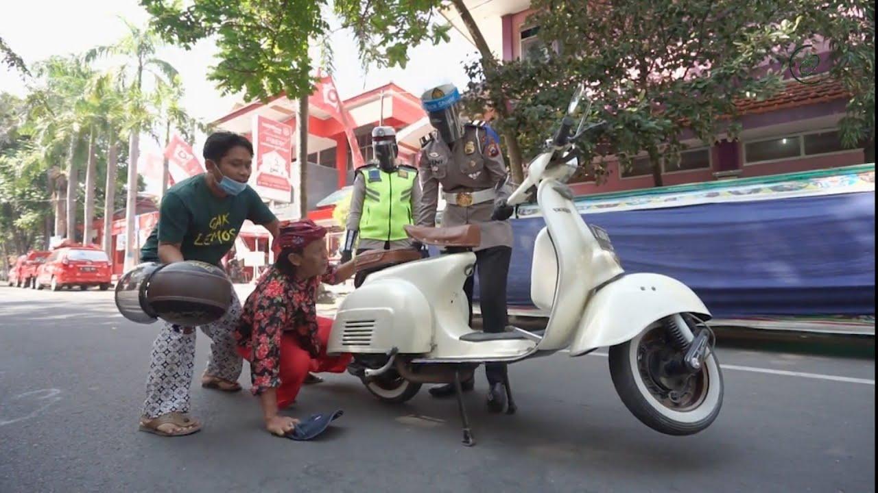 Cak Silo dan Cak Ukil ditangkap Polwan