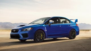 Subaru WRX 2018 Car Review