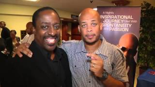 James Fortune & Fiya Live Through It Behind The Scenes Of The Live Recording