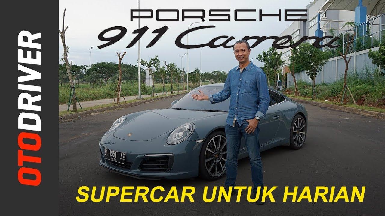 Porsche 911 Carrera Review Indonesia Otodriver Youtube