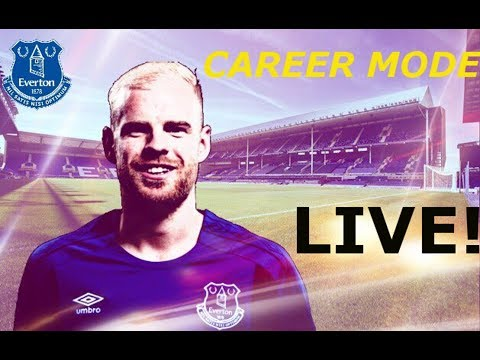 CALVERT-LEWIN IS THE MAN! | LIVE CAREER MODE | EVERTON | #5