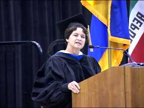 UCLA Department Of Economics 2008 Commencement Address