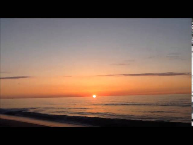Ride the Tide... Parts 1 & 3 Video Sunrise