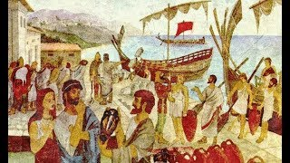 Этногенез крымских татар: греки