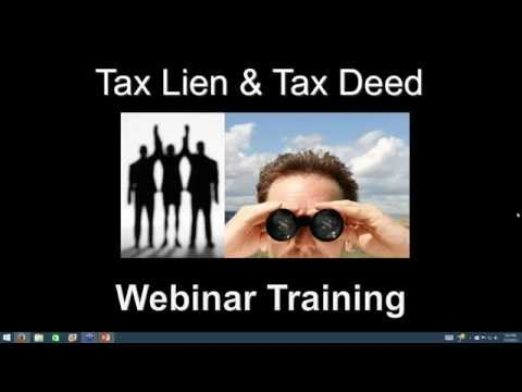 Building your Tax Sale PowerTeam & What Rescources do I need for Investing..
