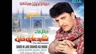 SHAHID ALI KHAN  MUJHKO DAFNA KAR