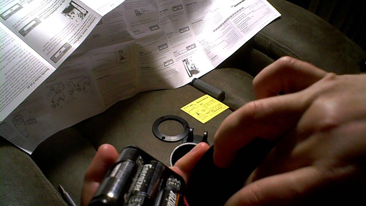 humminbird fishin' buddy 120 fishfinder unboxing fishing - youtube, Fish Finder