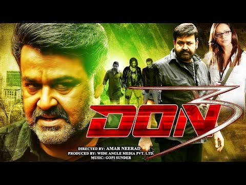 New South Indian Full Hindi Dubbed Movie - Don 3 (2018) | Hindi Dubbed Movies 2018 Full Movie