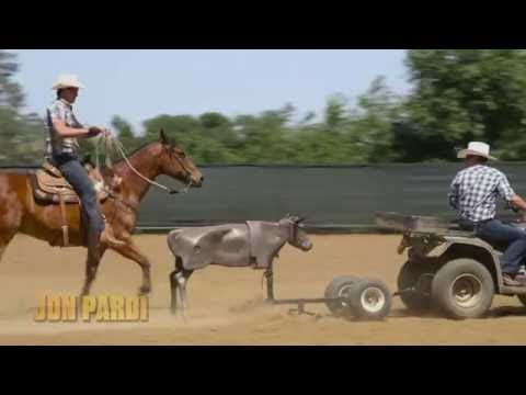 Jon Pardi and the sport of roping