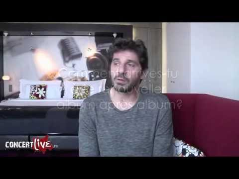 "Patrick Fiori: ""je recommence tout à zéro"" (interview)"