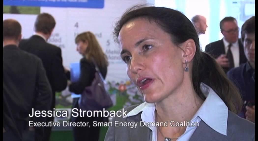 Smart Meters – positive support in Demand Response programmes, Jessica Stromback