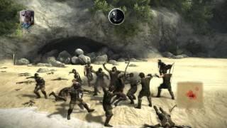 PC Game Narnia Prince Caspian - Bonus Game Beachside Brawl