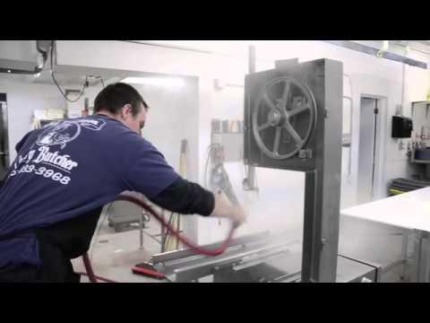 Naturama Butcher Equipment Cleaning
