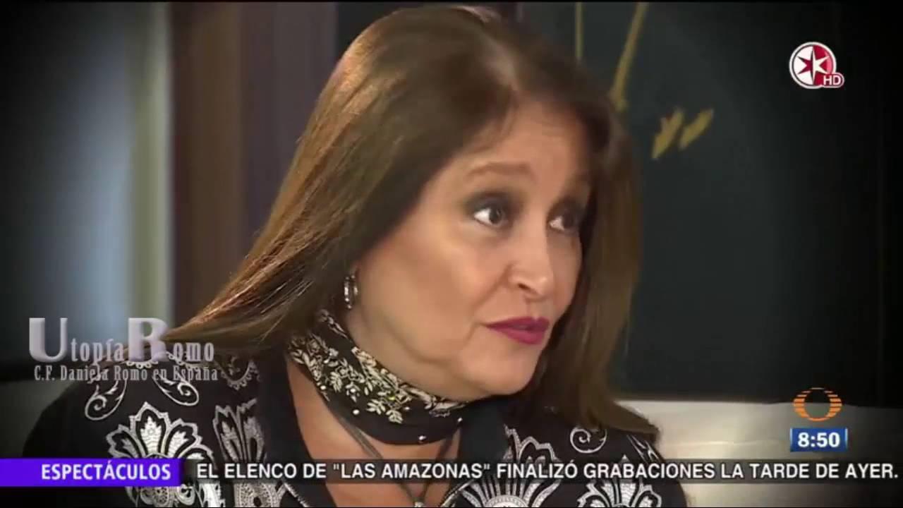 Daniela Romo - Líderes de la actuación   1N - YouTube