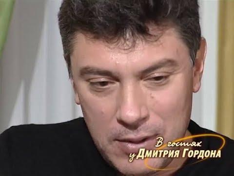 Немцов: Лукашенко —