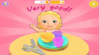 Fun Girl Animal Care - Baby Girl Clean Up, Horse, Puppy Pet Care Makeover App For Kids