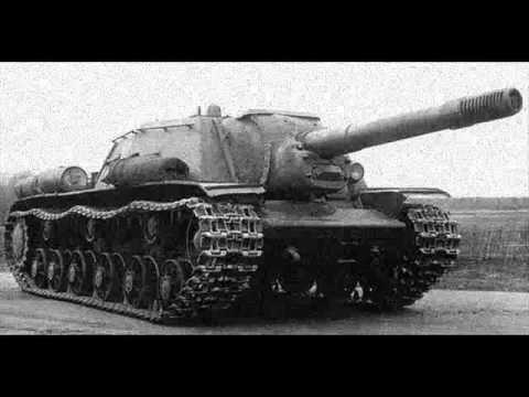 танки ВОВ 1941-1945