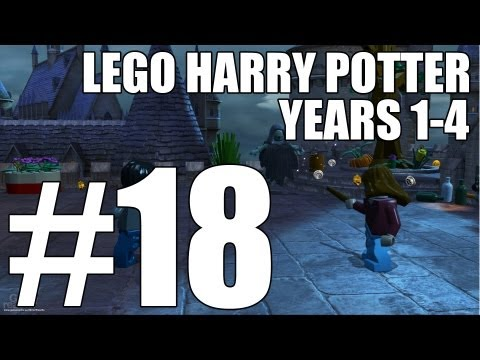 LEGO Harry Potter: Years 1-4 HD Playthrough - Part 18  