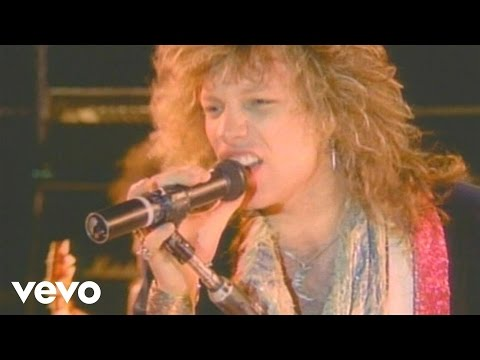 Bon Jovi - In And Out Of Love