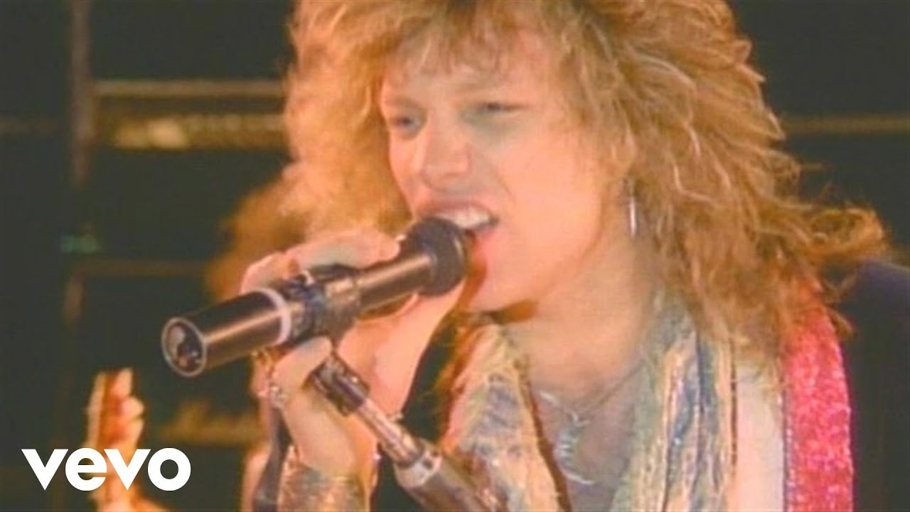 Bon Jovi - In And Out Of Love - 80's Hair/Glam Nation 2018-03-24 14:53