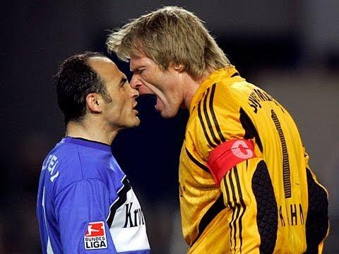 oliver kahn s best saves soccer