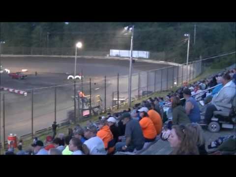 Hilltop Speedway Late Model B-Main 5-27-17
