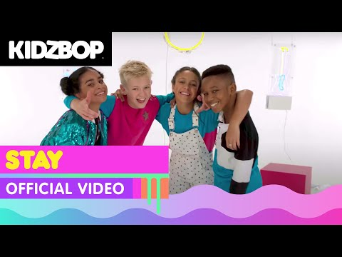 KIDZ BOP Kids - Stay (Official Music Video) [KIDZ BOP 2018]