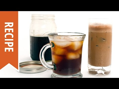 How To Make Cold Brew Coffee The Easy Way