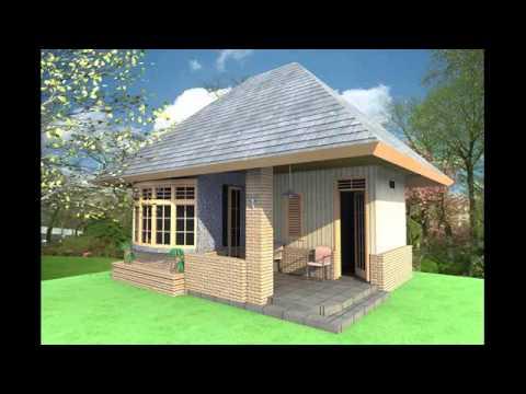 desain rumah klasik minimalis type 45 & desain rumah klasik minimalis type 45 - YouTube