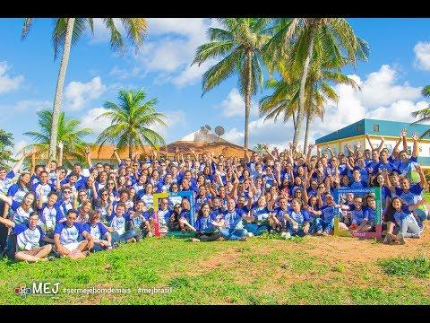 1º Encontro Nacional de Formação de Lideranças do MEJ 2018 - SALVADOR - BA