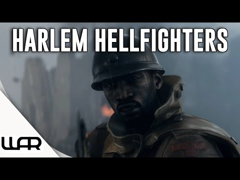 🤔 WHO WERE THE HARLEM HELLFIGHTERS? - WW1 HISTORY IN GAMING - BATTLEFIELD 1 - Episode 1