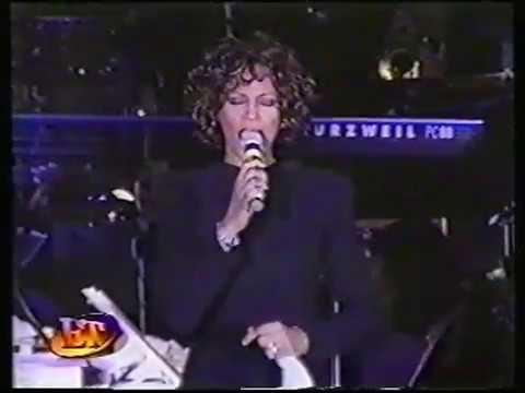 Whitney Houston- Greatest love of all International Achievement in Arts awards 1998