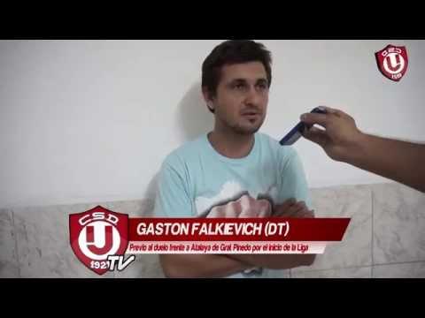 Entrevista Gastón Falkievich - El Rojo TV
