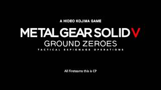 "MGSV: GZ (2014) OST : ""Escape Combat Theme"" W/Enemy Voice Overs"