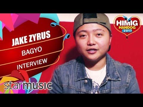 Bagyo - Jake Zyrus | Himig Handog 2017 (Artist Interview)