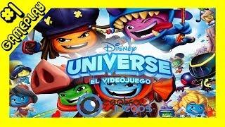 Gameplay// Disney Universe Capítulo #1 Español