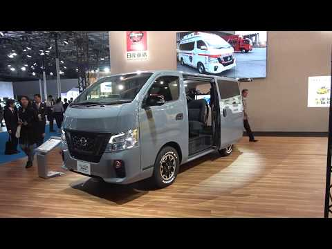 The New 2020 New Van From NISSAN NV 350