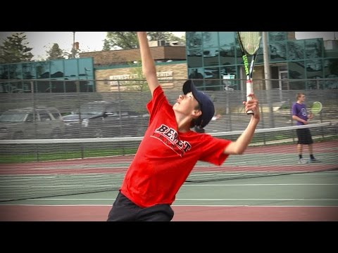 Benet Academy vs. Downers Grove North, Boys Tennis // 04.26.17