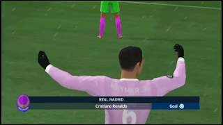 Arsenal vs Real Madrid Dream League Soccer 2018   Android Gameplay #104