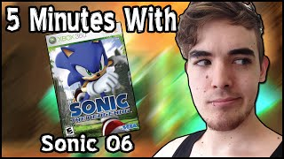 5 Minutes With - Sonic the Hedgehog   Sonic '06 (Xbox 360)