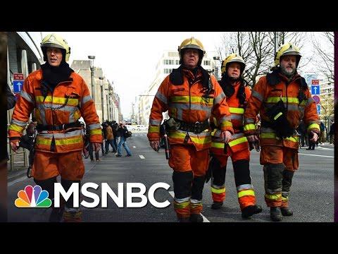 Belgium Airport, Metro Attacks 'Coordinated, Well-Planned' | MSNBC
