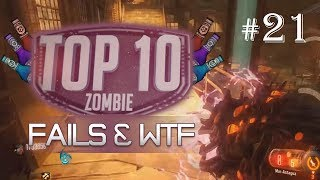 TOP 10 ZOMBIES FAILS/WTF #21