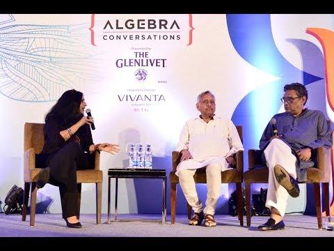 Mani Shankar Aiyar & Swapan Dasgupta @Algebra