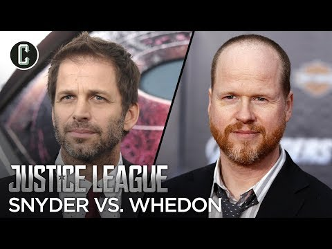 Justice League: Who Directed What  Zack Snyder or Joss Whedon?